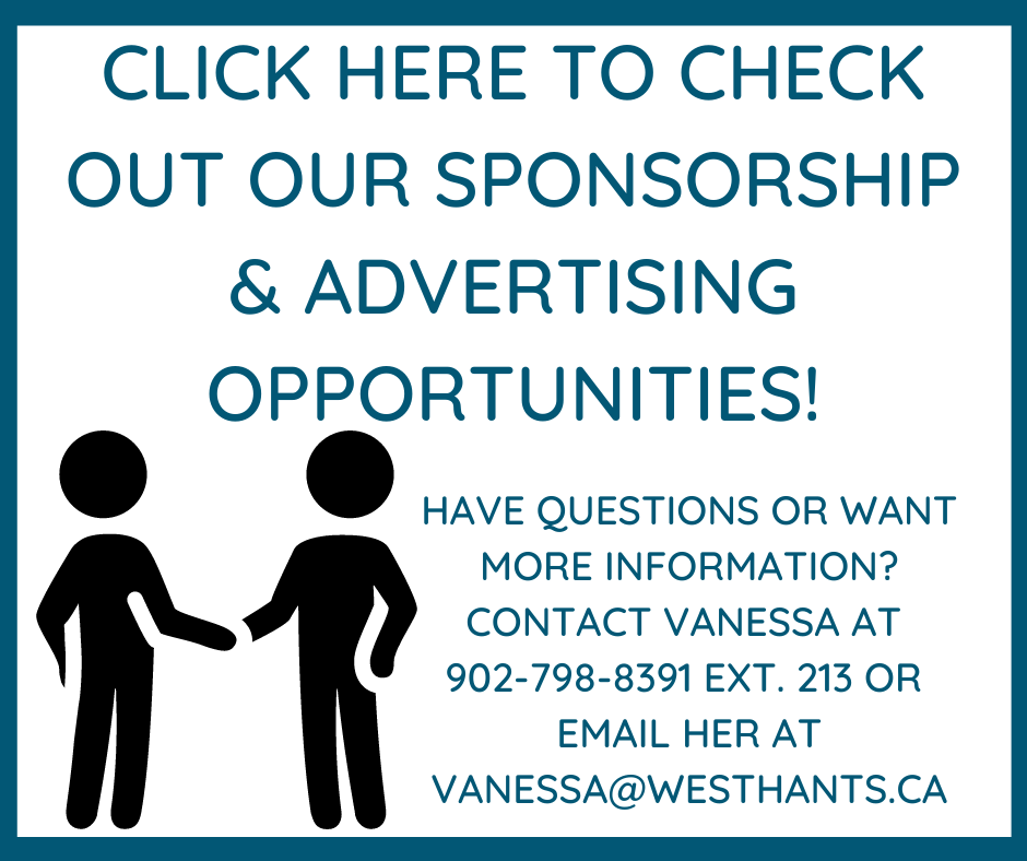 Sponsorship Advertising Opportunities for front page